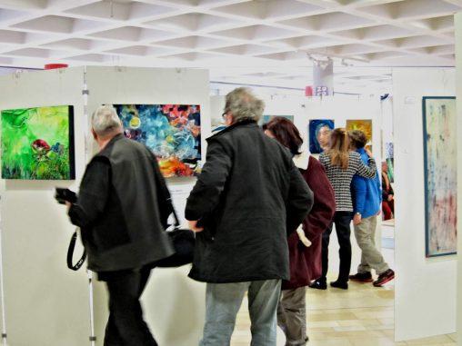 Ausstellung der Poinger Galerie im März 2016